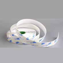 New selling 30mm self adhesive hook and loop strap
