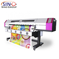 Large Format Vinyl Banner Inkjet Printing Machine DX5 DX7 Galaxy Eco Solvent Printer