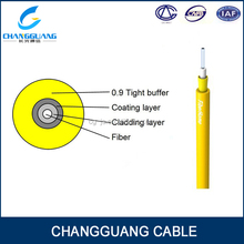 Break out indoor single mode distribution cable