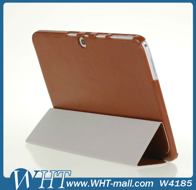 ,Luxury Leather stand case For Samsung Galaxy Tab 3 10.1 P5200