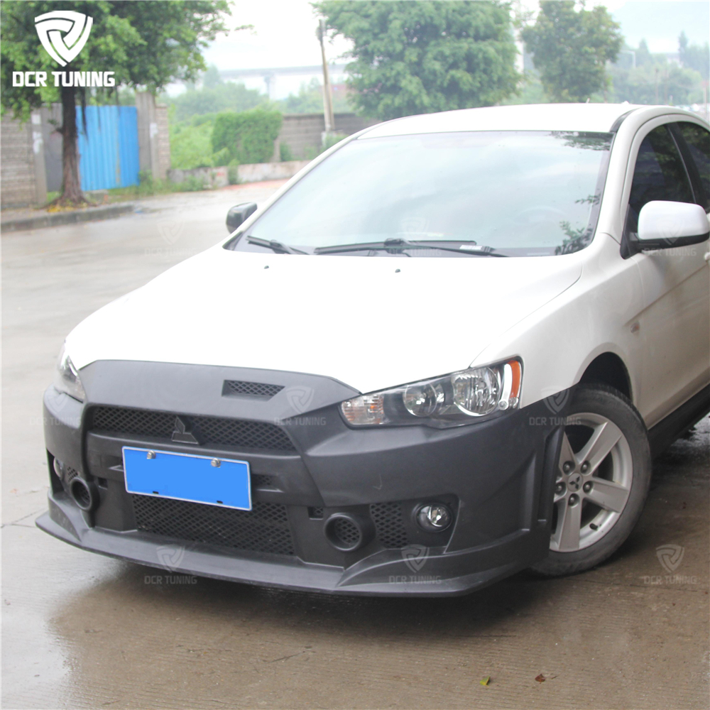 Lancer EX Body Kit For Mitsubishi Lancer EX EVO EVOLUTION X FQ 400 Style Body Kit Lancer EX Bodykit