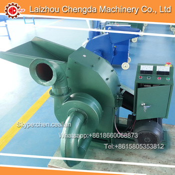 2017 largest promotion small corn hammer mill, straw hammer mill, bamboo hammer mill