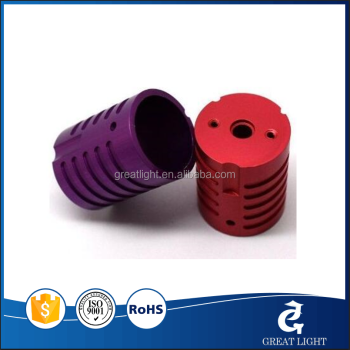CNC machining aluminum anodized parts,high precision CNC machining parts