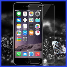 Wholesale for cell phone for iphone 6/6s/plus tempered glass
