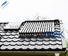 (D)High pressure solar collector, solar water heater collector, heat pipe vacuum tube solar collector, 15tubes
