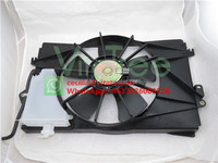 Guangzhou auto parts Radiator Condenser Cooling Fan for Geely FC-1 1064000060