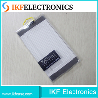 Cheap customized clear plastic phone case packaging box with pvc blister packing