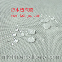 Breathable Waterproof Membrane Synthetic Roofunderlayment Roof