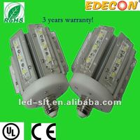UL/CE/ROHS approved high power high mast led street light 18w/40w/60w with 3-year warranty