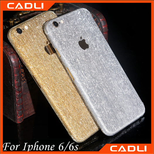 Low Price cell Phone Cover Case Skin Sticker For iPhone 4 5 6 Shining Full Body