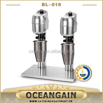 BL-018 Double Electric Milk Shaker