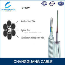 China Supplier Underground Wire 24 Core Opgw Optical Fiber Cable