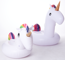 giant pvc inflatable unicorn pool float