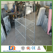 Manufacturer wholesale welded wire mesh large dog cage / dog run kennels / dog run fence panels j