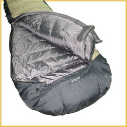 Cold-weather Duck-down Mummy-type Outdoor-camping Sleeping Bag