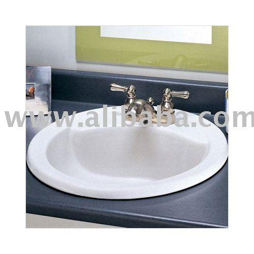 norme am ricaine cadets rond comptoir vier lavabo de salle de bain id de produit 110347269. Black Bedroom Furniture Sets. Home Design Ideas