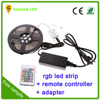 Super bright CE ROHS individually addressable ws2812b rgb led strip