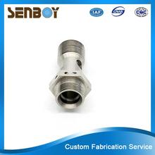 Hot selling precisely cnc machining 3d printer parts made in China