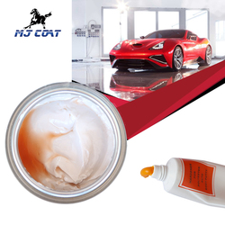 high bonding strength polyester automotive putty for car repair