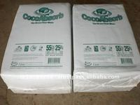 20 & 25 Kg Bale Brown Coco Peat Available for Potting Media and Landscape