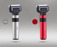 Custom Logo Auto men shaver rechargeable 3 in 1 shaver nose trimmer trimmer