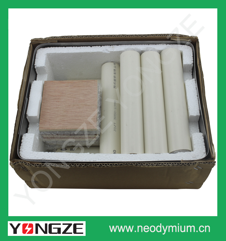 Ningbo Yongze Neodymium high gauss bar magnet