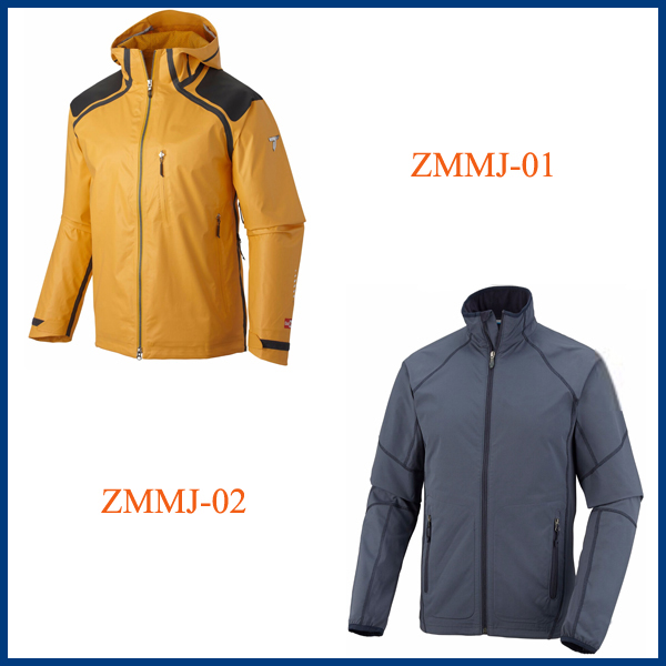10000mm Polyester men softshell jacket,face north softshell jacket,custom cheap softshell jacket