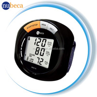 Display date and time / Wrist Automatic Digital Blood Pressure Monitor