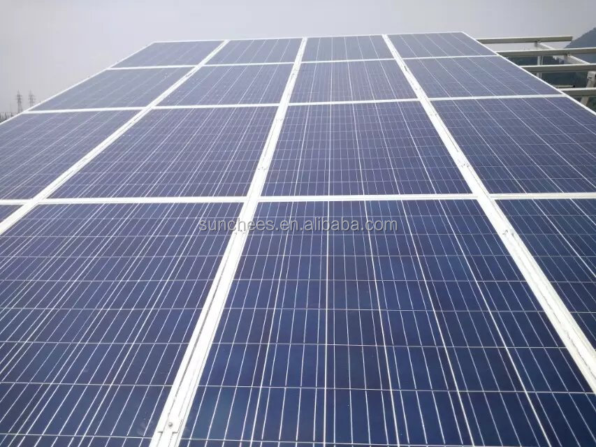 solar panel installation 6KW with storage ; solar power kits 6KW for home