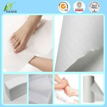 disposable moisture absorbent foot nonwoven towel for salon