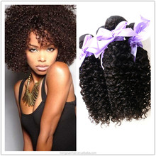 High Quality 100% Real Virgin Brazilian Human Hair Supreme Hair Extension, 100% Pure Human Hair
