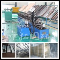 light keel frame making manufacturer, steel truss frame rolling forming equipments