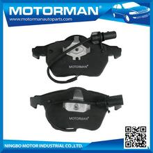 MOTORMAN Advanced Germany machines cheap customized brake pad back plate D836-7711 for AUDI A4