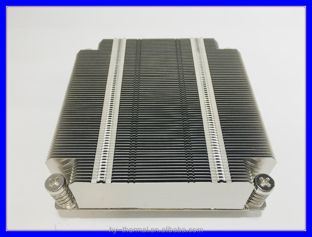 Professional customized aluminum heat sink 03A
