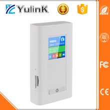 Dual Sim Card RJ45 5200MAN Power bank SD card 4g LTE Wifi Router