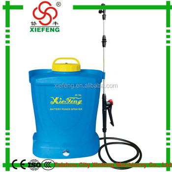 New products 2014 battery operated sprayer pump