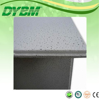 decorative acoustic high quality mineral fiber board