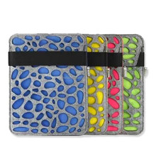 Alibaba best seller colorful Die-cut felt mobile phone case/bag/pouch/cover/sleeve