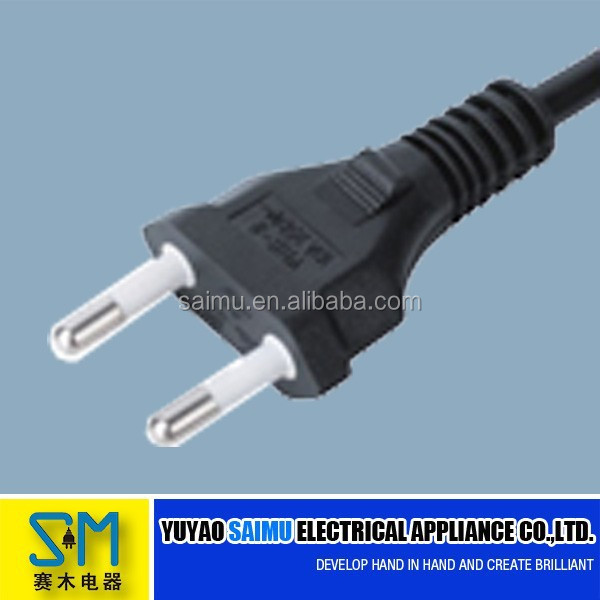 Brazil standard power cord electrical plug with good price
