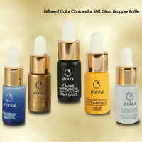 5ml Cosmetic Glass Bottle Droppers