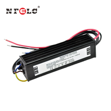 50W Waterproof LED driver IP65 / IP66 /IP67 power supply