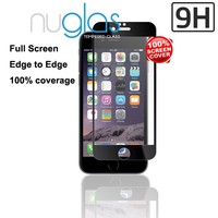 Color full cover supershieldz screen protector for iPhone 6 plus