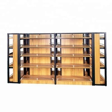 General store items retail display racks MINISO commercial display <strong>shelves</strong>