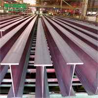Galvanized Light Steel H Beams Price