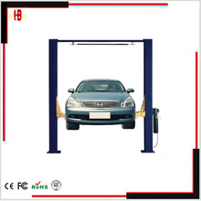 high quality two post vehicle lifting equipment