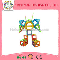 Alibaba china supplier Top Educational magnetic building shape toy