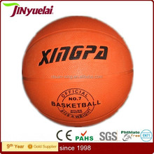 official size basketball, outdoor rubber basketball, indoor basketball