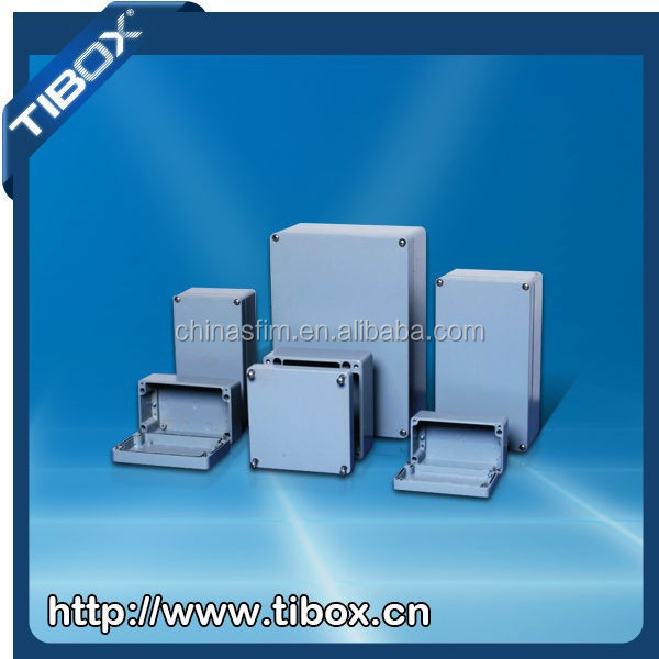 Popular PCB aluminum extrusion housing