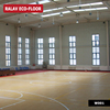 Miguel PVC Sports Flooring For Basketball Court sports flooring for wood design