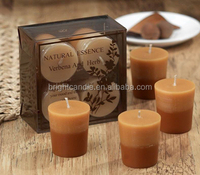 paraffin wax votive candle /all saints day candle